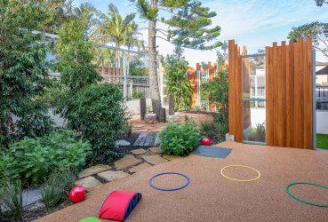 Pre-school playground
