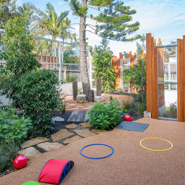 childcare centre warriewood with playground
